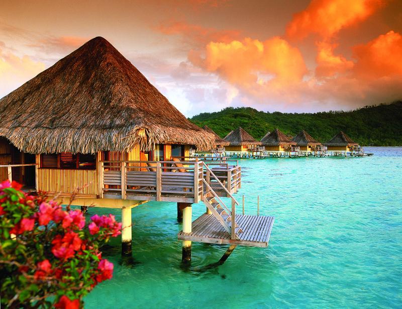 Sogni un viaggio di lusso in Polinesia e un top resort? Ecco i migliori!
