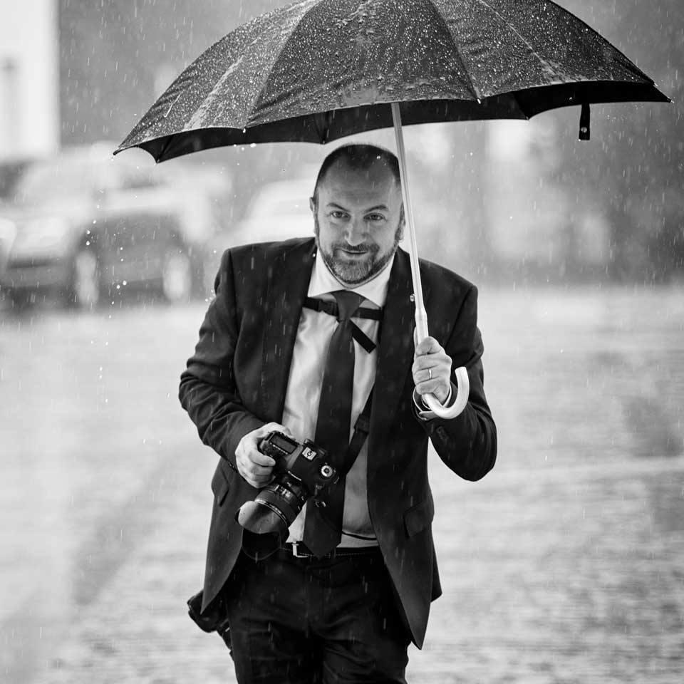 Glauco Comoretto da fotografo a Udine a wedding photographer internazionale