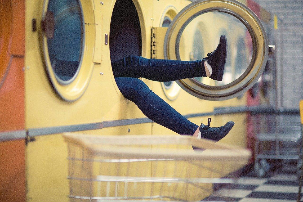 La lavatrice più veloce che c'è