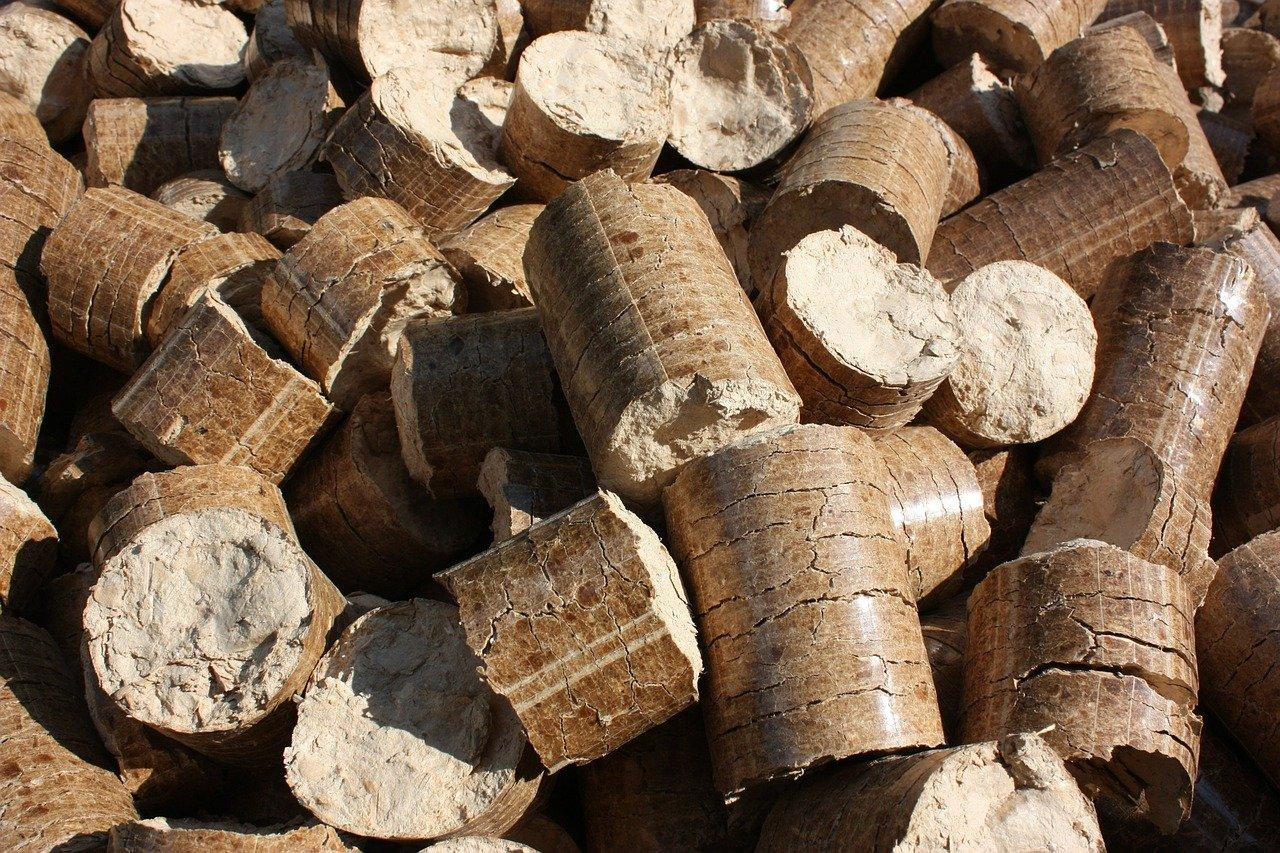 Il pellet, combustibile naturale ad alto potere calorifico
